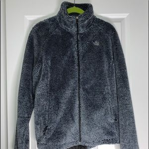 The North Face Fuzzy Zip Up